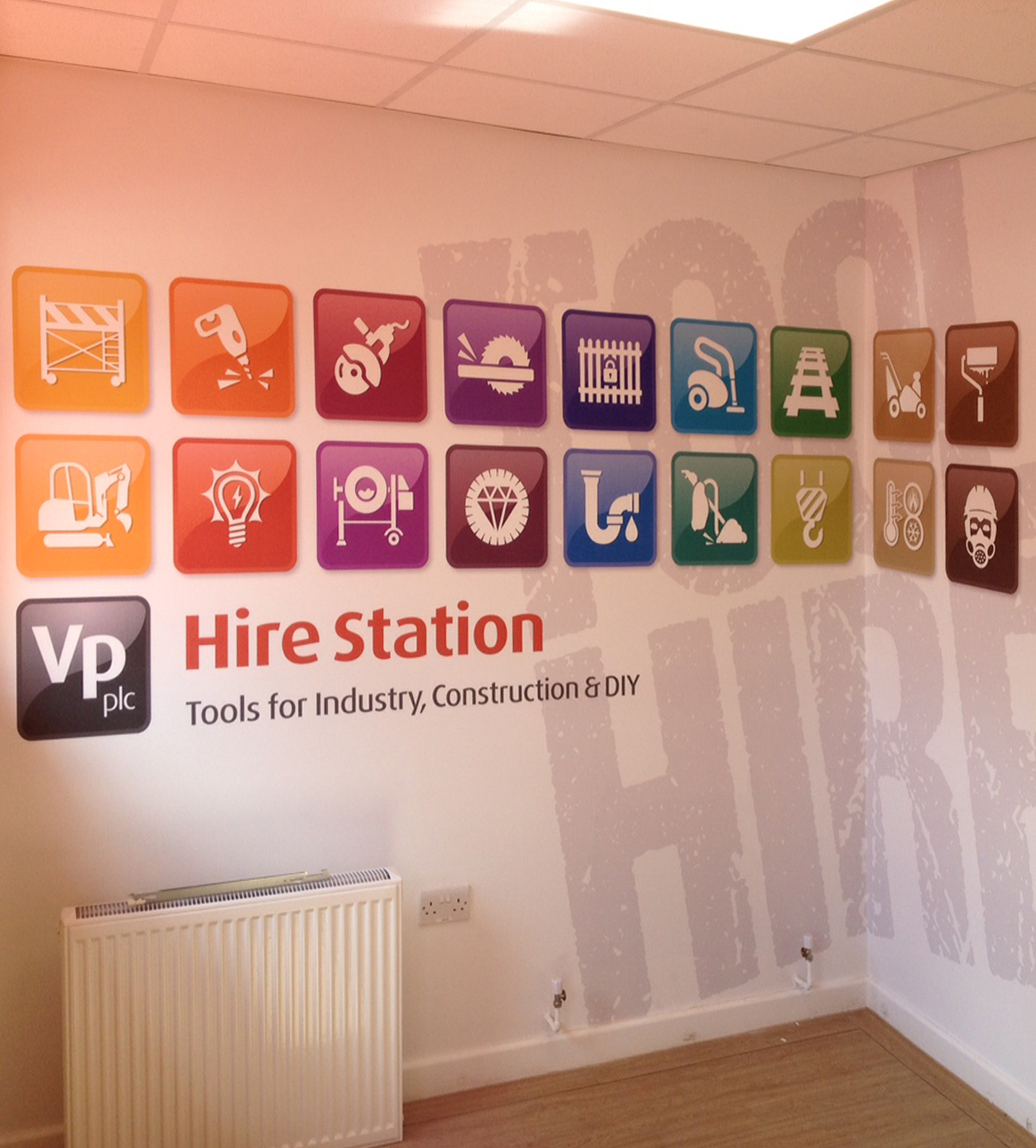 Hire Station SQ V2