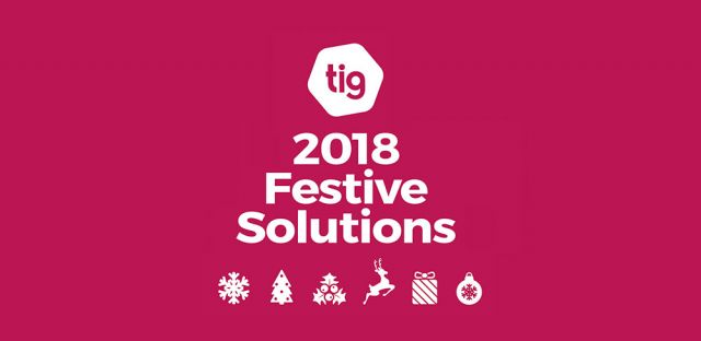 the inter group blog tig festive solutions