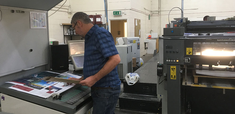 the inter group blog tig on press