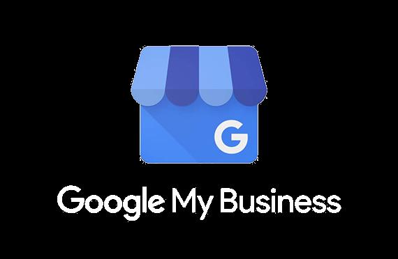tig google my business logo white