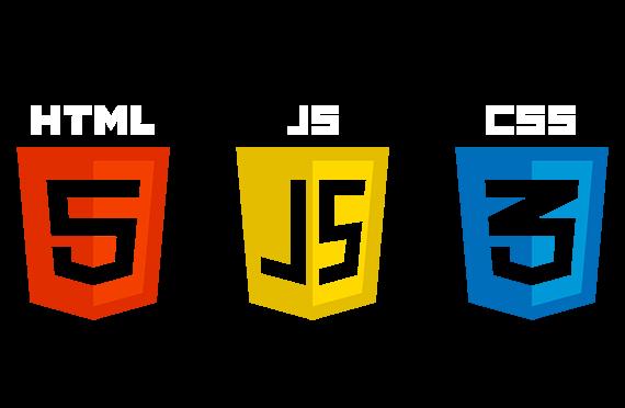 tig html js css logo white