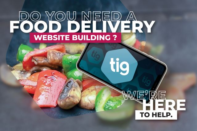 ONLINE TIG Food Delivery